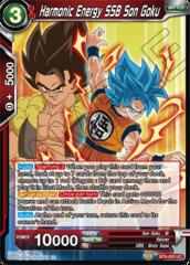 Harmonic Energy SSB Son Goku - BT6-003 - UC - Foil