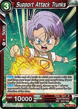 Support Attack Trunks - BT6-010 - C - Foil