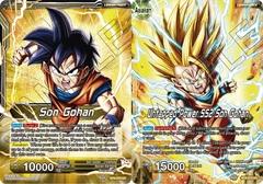 Son Gohan // Untapped Power SS2 Son Gohan - BT6-079 - UC - Foil