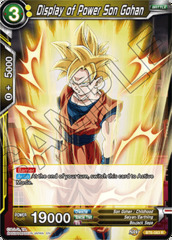 Display of Power Son Gohan - BT6-083 - R