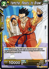 Yamcha, Ready to Brawl - BT6-091 - C