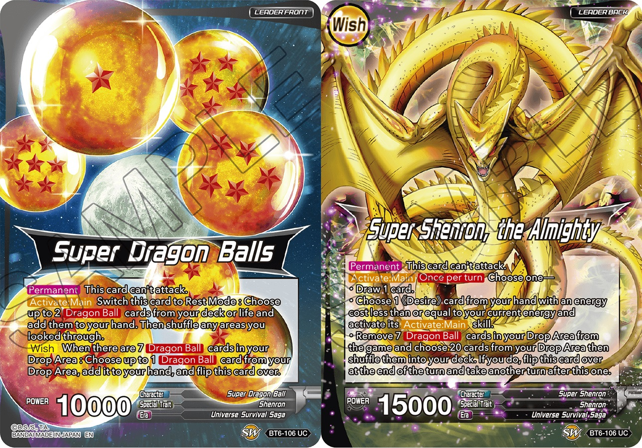 c600de03a3e83c Super Dragon Balls    Super Shenron