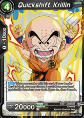 Quickshift Krillin - BT6-108 - UC - Foil