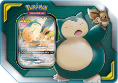 TAG TEAM Tin - Eevee & Snorlax GX