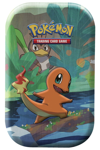 Kanto Friends Mini Tin - Charmander