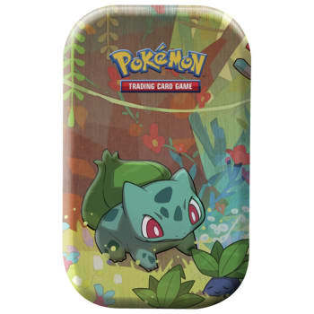 Kanto Friends Mini Tin - Bulbasaur