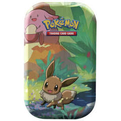 Kanto Friends Mini Tin - Eevee
