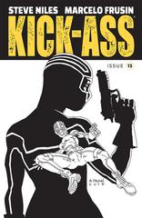 Kick-Ass #13 Cvr B Frusin (Mr)