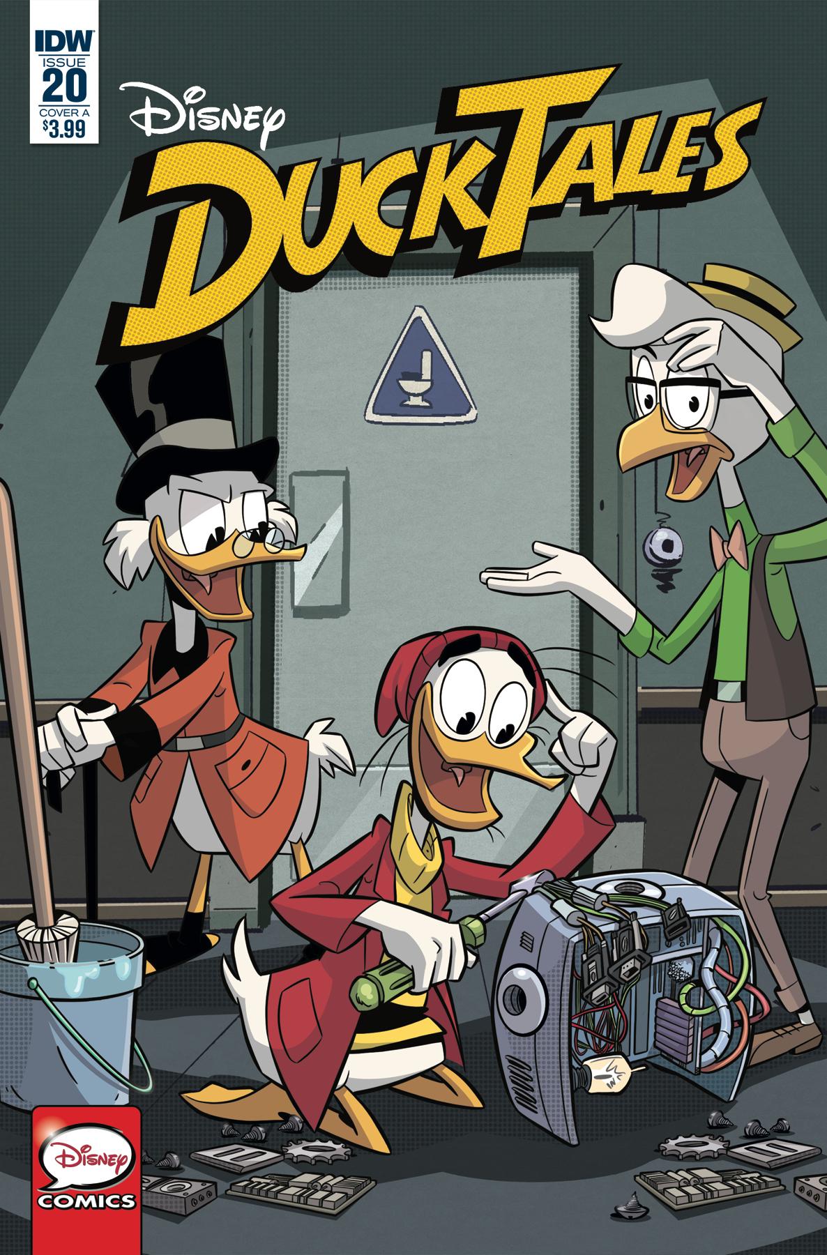 Ducktales #20 Cvr A Disney