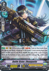 Battle Sister, Chouquette - V-BT03/050EN - C on Channel Fireball