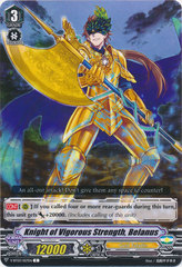 Knight of Vigorous Strength, Belanus - V-BT03/057EN - C