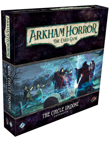 Arkham Horror LCG: The Circle Undone Deluxe Expansion