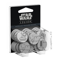 Star Wars Legion: Accessory - Premium Trooper Bases