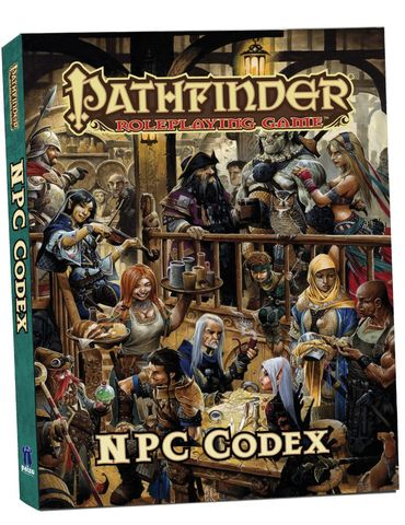 Pathfinder RPG: NPC Codex (Pocket Edition)