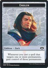 Emblem - Dack (Mythic Edition)
