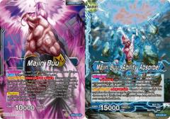 Majin Buu // Majin Buu, Ability Absorber - BT6-028 - UC - Foil
