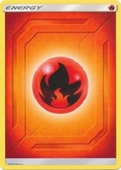 Fire Energy - 2019 Unnumbered - Common
