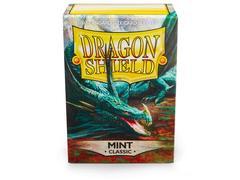 Dragon Shield Sleeves: Classic Mint - Standard - (Box of 100)