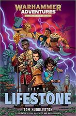 Realm Quest: City Of Lifestone (Audio)