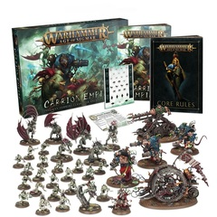 Age Of Sigmar: Carrion Empire (French)