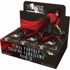 Final Fantasy TCG Opus IX: Lords & Chaos Booster Box on Channel Fireball