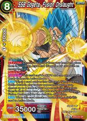 SSB Gogeta, Fusion Onslaught - BT6-014 - SR