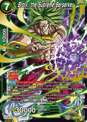 Broly, the Supreme Berserker - BT6-074 - SR