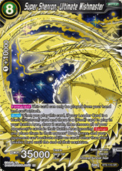 Super Shenron, Ultimate Wishmaster - BT6-115 - SR