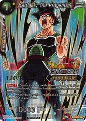 Bardock, the Progenitor (Level 2 Judge Promo) - BT4-073 - PR