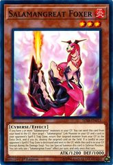 Salamangreat Foxer - SDSB-EN013 - Common - 1st Edition