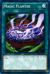 Magic Planter - SDSB-EN031 - Common - 1st Edition