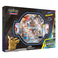Detective Pikachu Greninja GX Case File on Channel Fireball