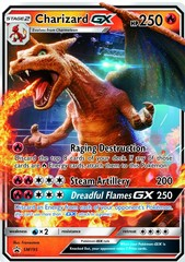 Oversized Charizard GX - SM195 - SM Black Star Promo