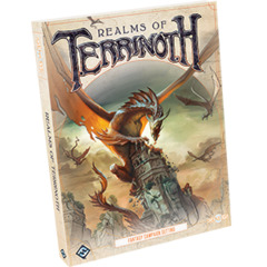 Genesys RPG: Realms of Terrinoth Fantasy Campaign Setting