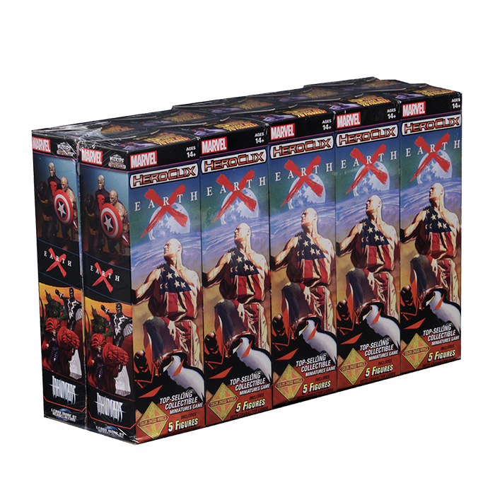 Earth X Booster Brick of 10 Packs