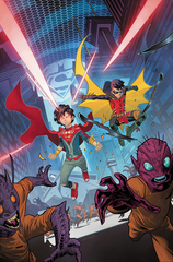 Adventures Of The Super Sons #8 (Of 12) (STL111802)