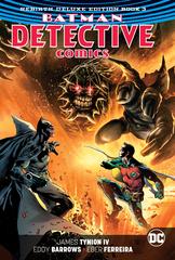 Batman Detective Rebirth Dlx Coll Hc Book 03 (STL093406)