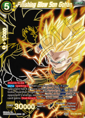 Finishing Blow Son Gohan - BT6-082 - SPR