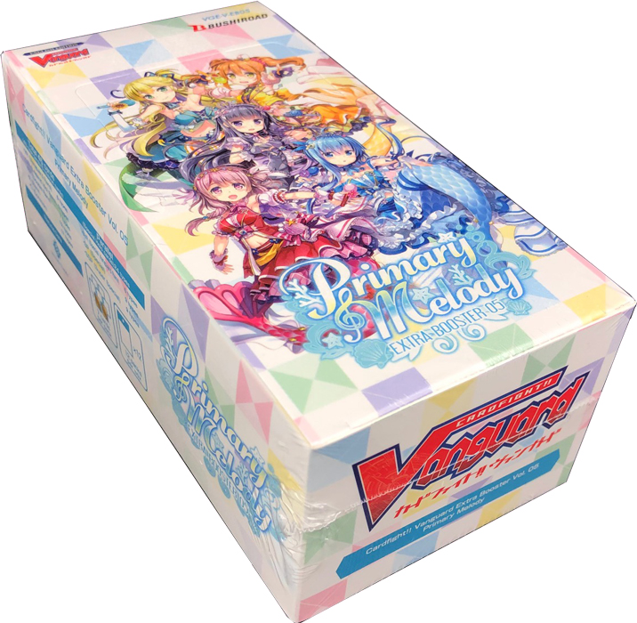 V Extra Booster 05: Primary Melody Booster Box