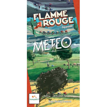 Flamme Rouge: Meteo Expansion