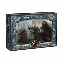 A Song Of Ice And Fire: Tabletop Miniatures Game - Stark Umber Greataxes