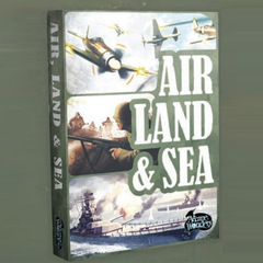 Air Land And Sea
