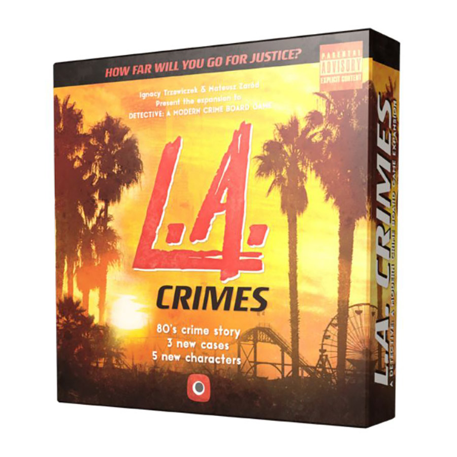 Detective: L.A. Crimes Expansion
