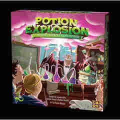 Potion Explosion: 2nd Edition
