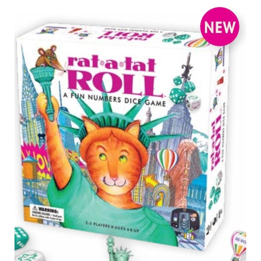 Rat-A-Tat Roll