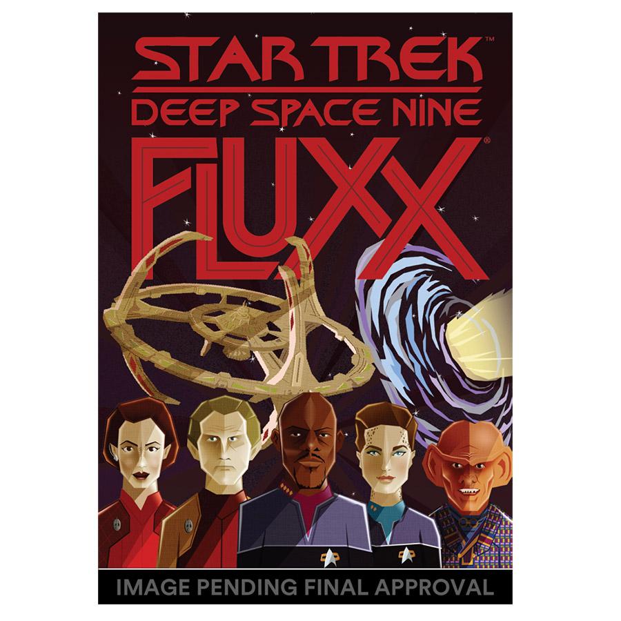 Star Trek: Deep Space 9 Fluxx