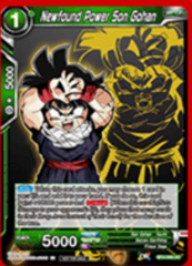 Newfound Power Son Gohan (Event Pack 03) - BT4-048 - PR