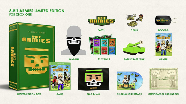 8-Bit Armies [Limited Edition]