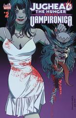 Jughead Hunger Vs Vampironica #2 Cvr A Pat & Tim Kennedy (Mr) (STL117249)