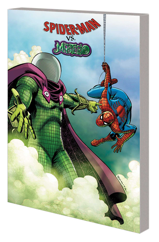Spider-Man Vs Mysterio Tp (STL116667)